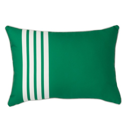 Capri Green Cushion