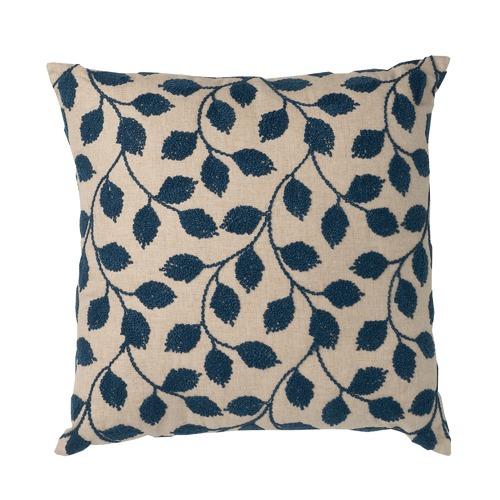 Maison by Rapee Embroidered Rimni Square Cushion