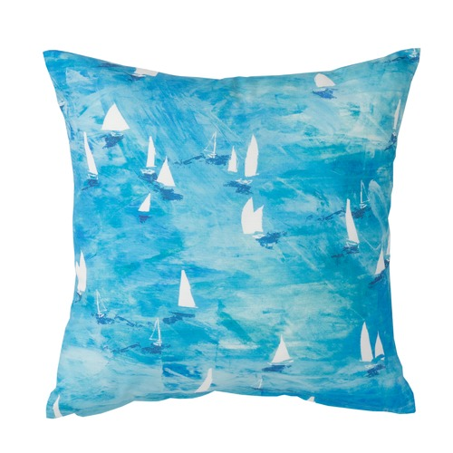 Maison by Rapee Sailcloth Outdoor Cushion
