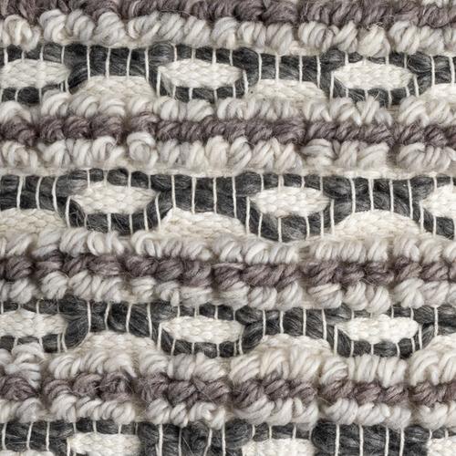 Maison by Rapee Graphite Textural Cusco Cushion