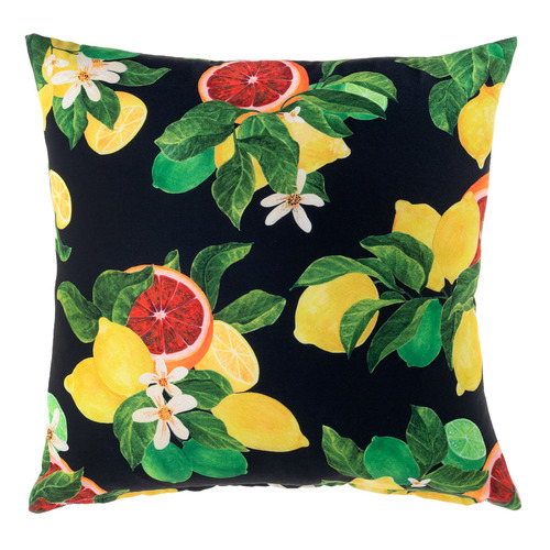 Maison by Rapee Black Citron Cushion