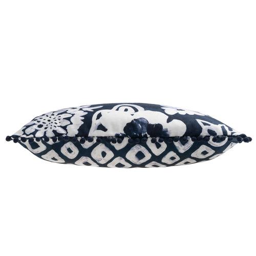 Maison by Rapee Printed Akita Cotton-Blend Reversible Cushion