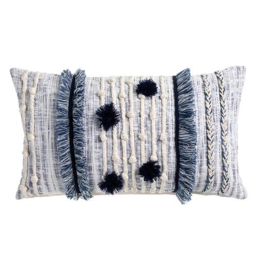 Maison by Rapee Printed Toto Cotton Cushion