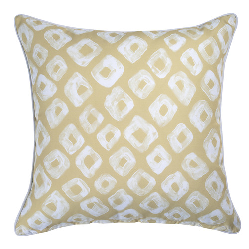 Maison by Rapee Agira Square Reversible Outdoor Cushion