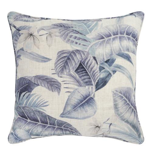 Maison by Rapee Almeria Linen-Blend Reversible Cushion