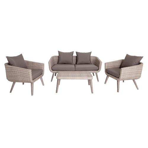 Matheous Collection Hayward Outdoor Sofa Set
