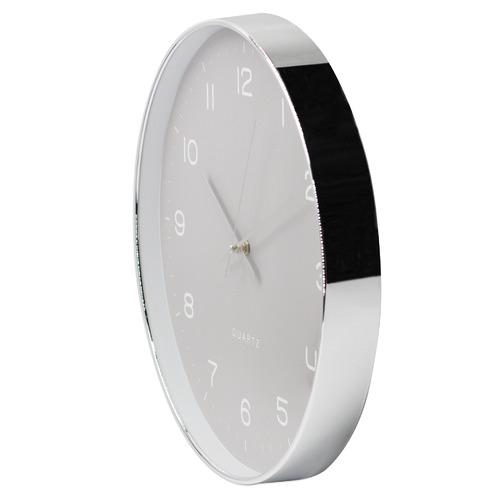 35cm Grace Grey Wall Clock