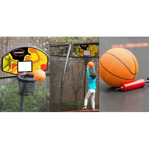KOutdoorCollective Collection Kahuna Trampoline Basketball Set