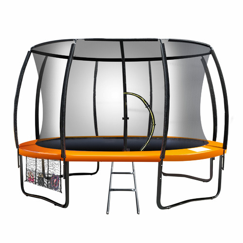 KOutdoorCollective Collection 366cm Kahuna Twister Springless Trampoline
