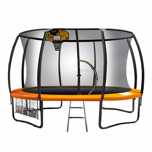 KOutdoorCollective Collection 305cm Kahuna Twister Springless Trampoline