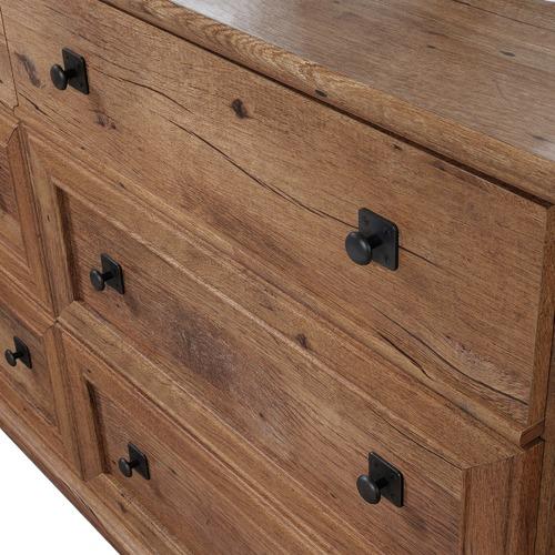 Hanui Vintage Oak Palladia Dresser