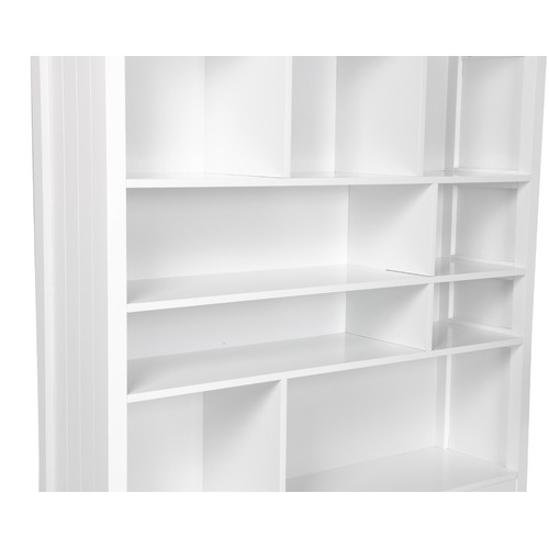 Kodu White Glacier Multi Functional Bookcase
