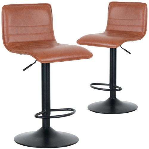 Kodu Taranto Faux Leather Barstools