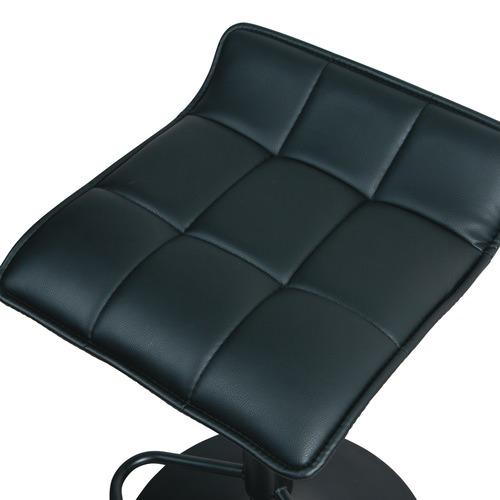 Kodu Bari Faux Leather Barstools