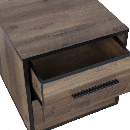 Kodu Industrial Marlow Bedside Table
