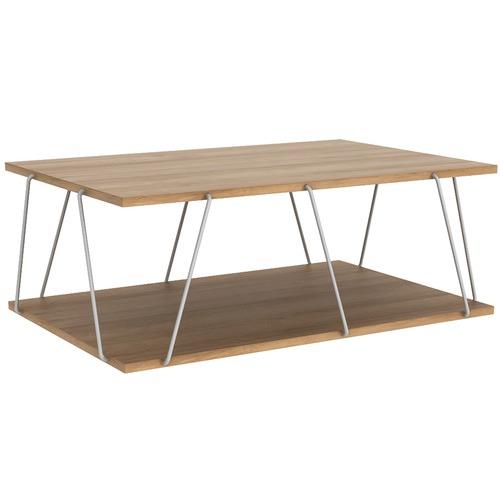 Kodu Damia Industrial-Style Coffee Table