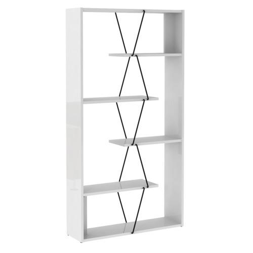 Kodu Damia Industrial-Style Bookcase