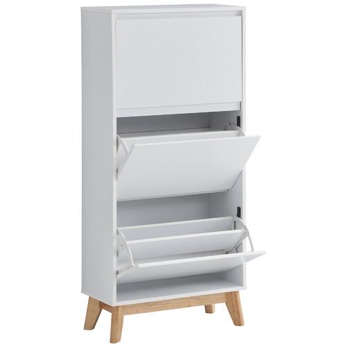 Kodu Anderson 3 Tier Shoe Cabinet