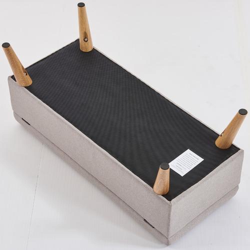 Kodu Adira Upholstered Storage Bench