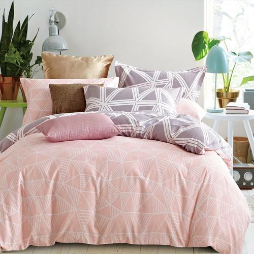 Gioia Casa Space Cotton Quilt Cover Set