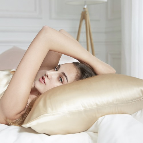 Gioia Casa Milove Mulberry Silk Standard Pillowcase