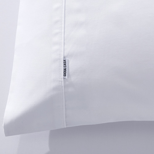Gioia Casa Bamboo & Cotton Fitted Sheet Set