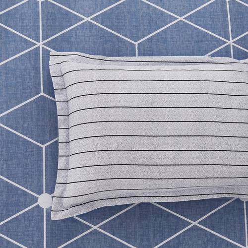 Gioia Casa Nikki Reversible Cotton Quilt Cover Set