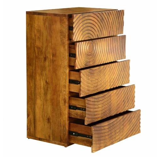 Crank Furniture Viola Recycled Wood Tall Boy