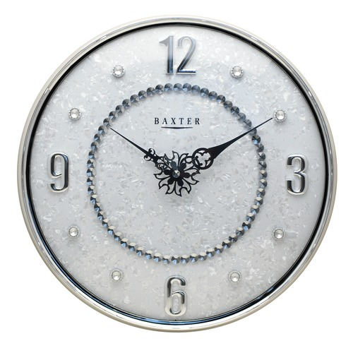 Round Bling Wall Clock Temple Amp Webster