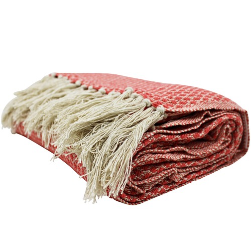 Affiniti Living Argyle Cotton Throw