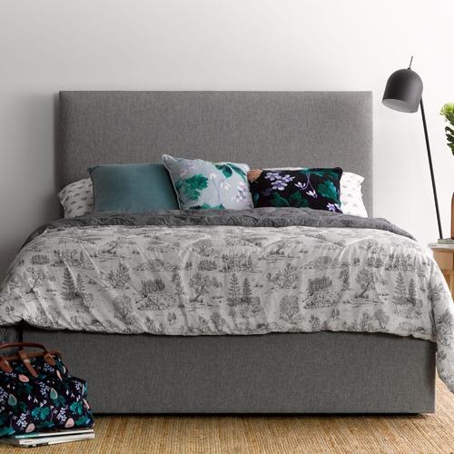My Choice Beds Light Grey Thomas Bedhead