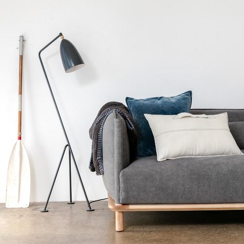 MrJasonGrant Tango Rectangular Cotton Cushion