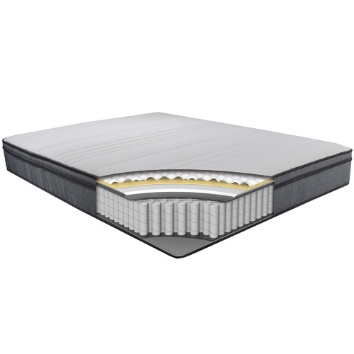 Dreamcom Infini Memory Foam Pocket Spring Mattress
