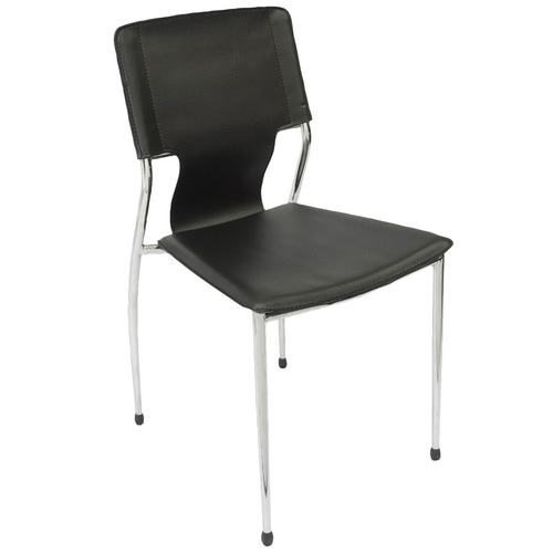 Rein Office Hero Fernando Faux Leather Visitor Chair