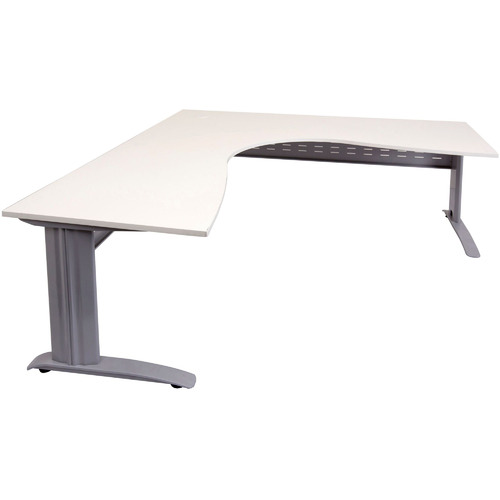 Rein Office White-Top Lawson Span Corner Workstation