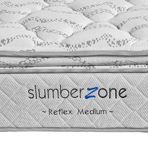 Sleepeezee Reflex Bonnell Spring Medium Mattress