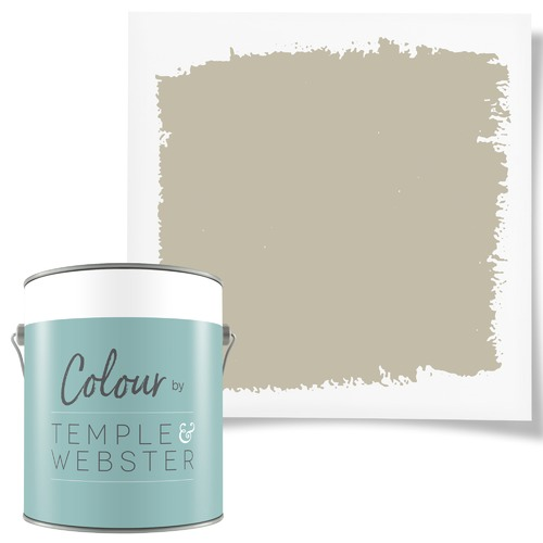 Temple & Webster Bungalow Coloured Interior Paint
