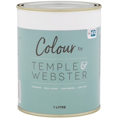 Temple & Webster Beach Shack Coloured Interior Paint