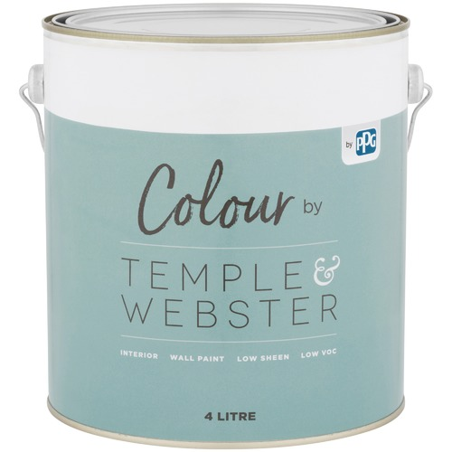 Temple & Webster Estate Coloured Interior Paint