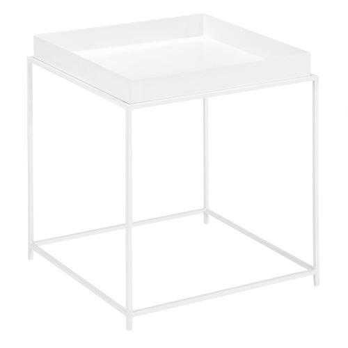 Como Steel Side Table
