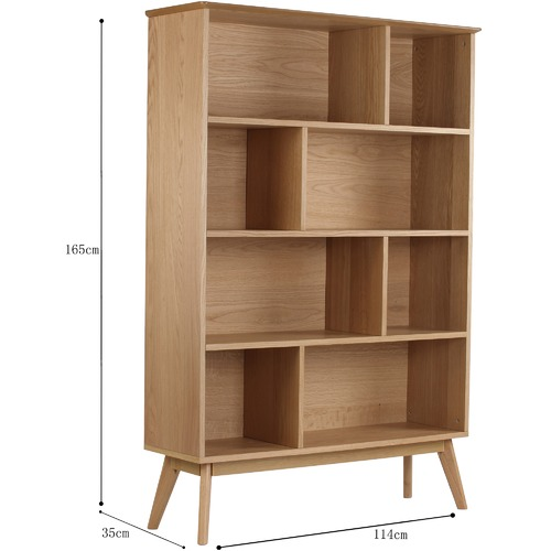 Temple & Webster Tall Arne Bookcase