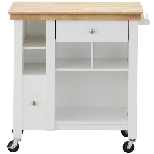 Temple Webster Tyler Kitchen Island Trolley Reviews