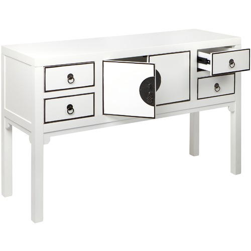 Temple & Webster Jasmine Luxe Console Table