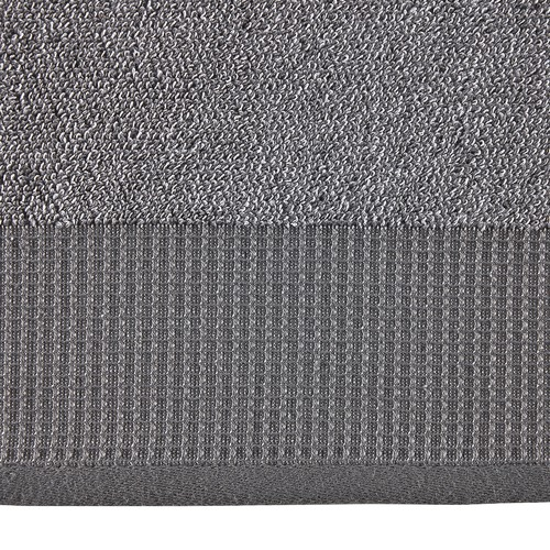 Temple & Webster 7 Piece Grey Marle Bathroom Towel Set