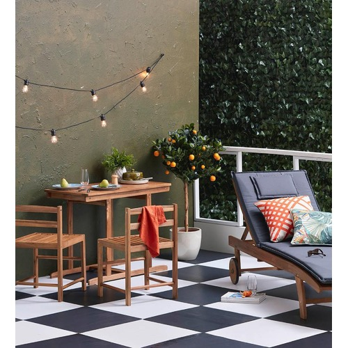 Temple & Webster Outdoor Festoon Lights & Reviews