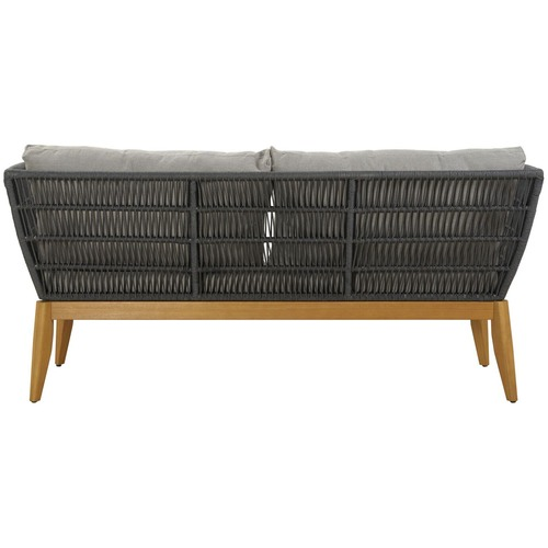 Temple & Webster 4 Seater Lorne Outdoor Lounge & Coffee Table Set