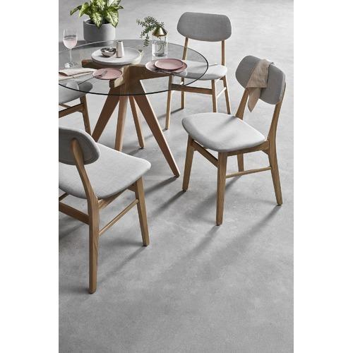 Sand 4 Seater Soho Beech Dining Table Set