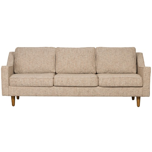 Temple & Webster Taylor 3 Seater Upholstered Sofa