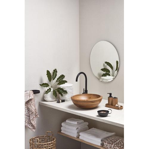 Temple & Webster 4 Piece White Bathroom Towel Set