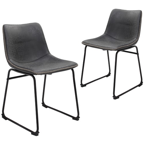 Temple & Webster Phoenix Vintage-Style Dining Chairs